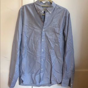 Men's J. Crew Slim Fit Button Down Shirt Size M